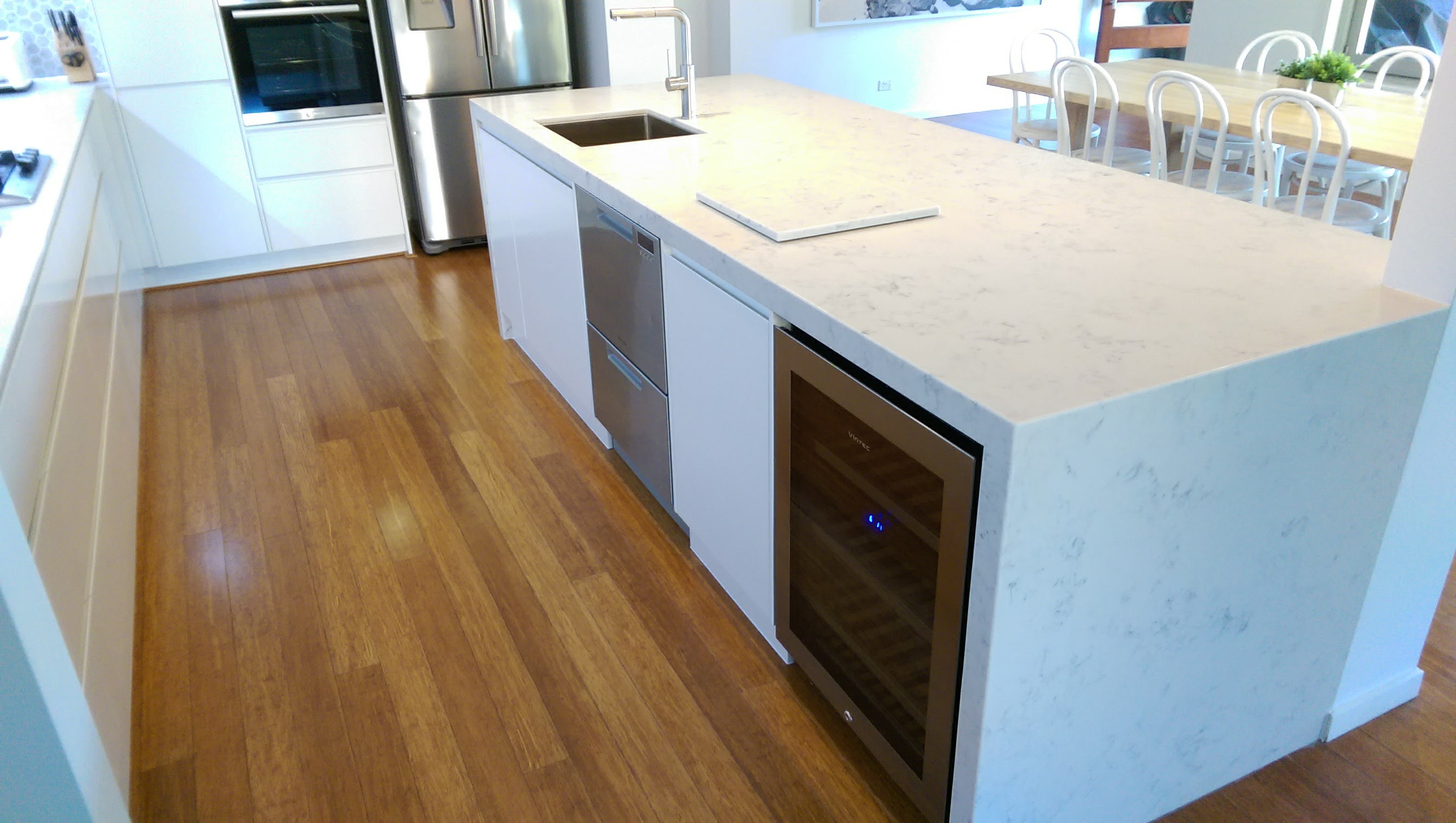 New Kitchen Tweed Coolangatta