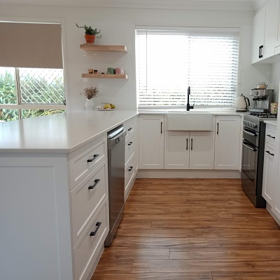 new kitchen cost pottsville nsw