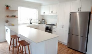 modern kitchen tweed heads